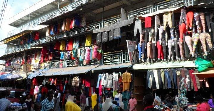 Anambra market
