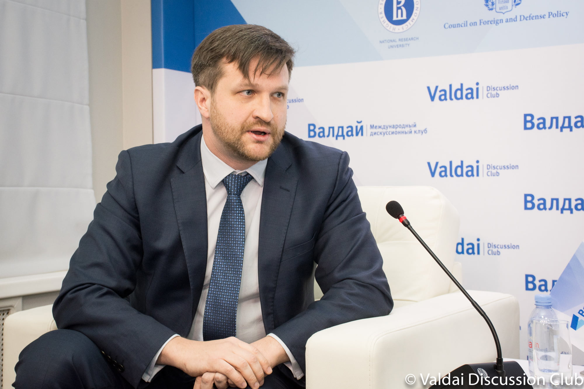 Andrei Maslov © Valdai Discussion Club - Russia-Africa: Who Are The Master Forces Behind The Sochi Summit?