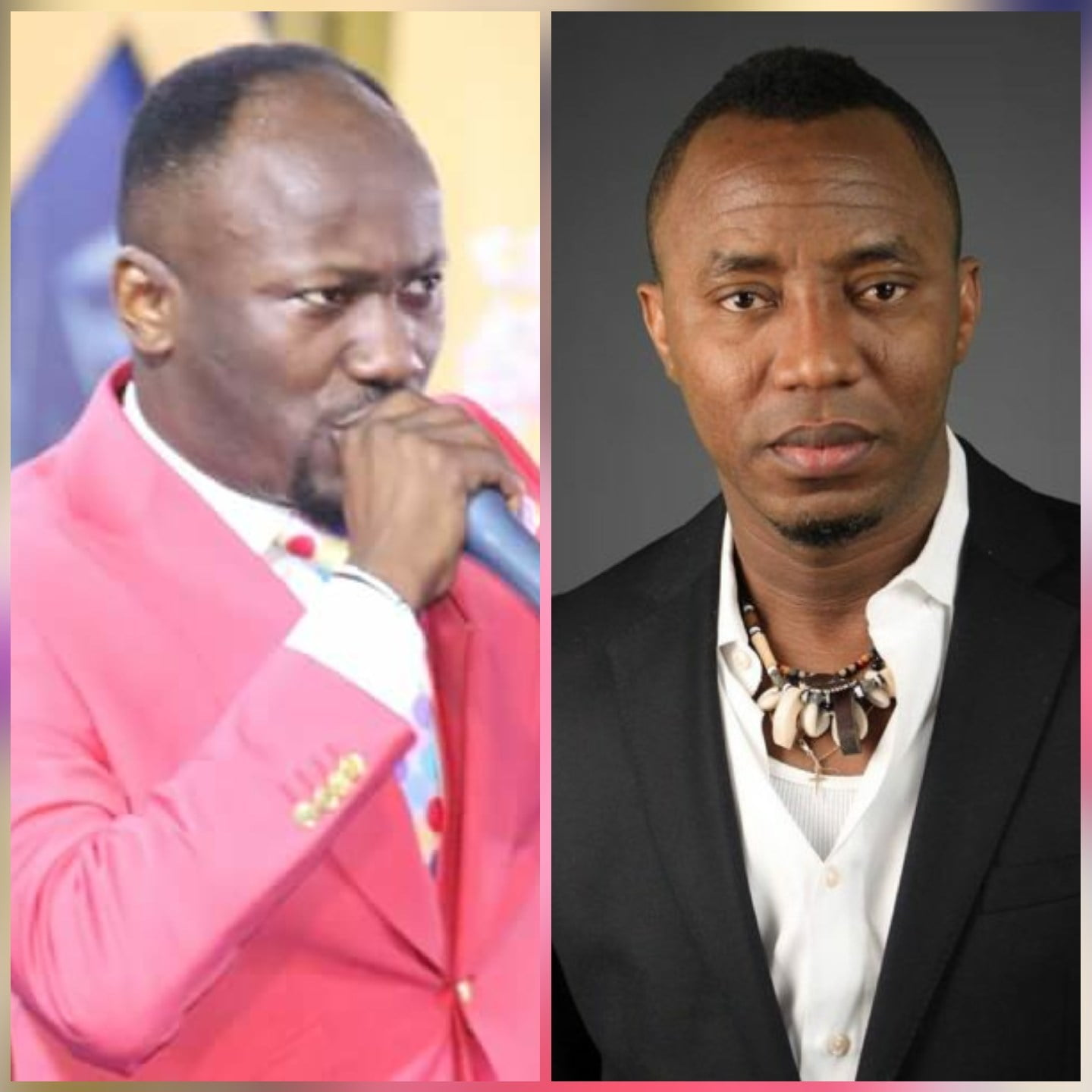 Sowore Mocked My Prophecy But Govt Should Free Him - Apostle Suleman