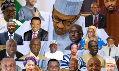 President Buhari To Assign Portfolios To Ministers-Designate Today