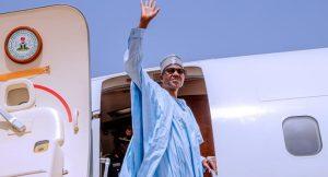 Just In: Buhari Departs Russia