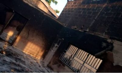 Boko Haram Hits Borno Town, Burn INEC Office, Houses