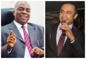 Daddy Freeze Oyedepo 300x209 - Finally, Daddy Freeze Apologises To Bishop Oyedepo