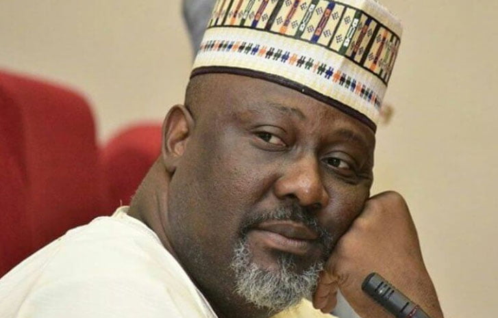 Dino Melaye Reacts As Appeal Court Nullifies Kogi West Election