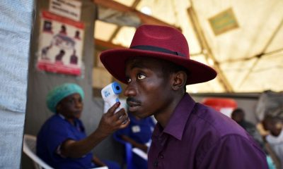 Ebola In DRC 12 Suspected Cases Detected In Goma