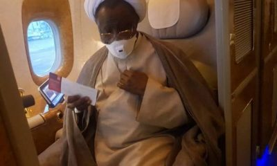 Just In: El-Zakzaky Breaks Silence On His Return To Nigeria