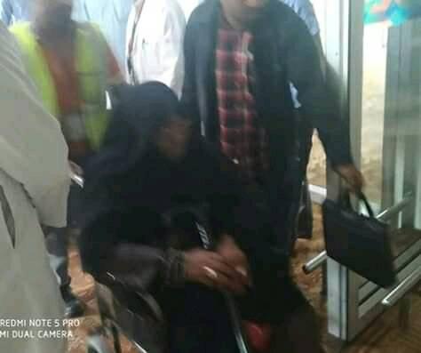 El Zakzaky wife - Just In: El-Zakzaky Arrives India (Pictures)