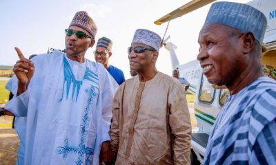 Latest Political News in Nigeria Today, 12th August 2019