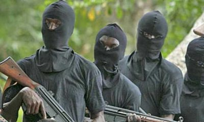 JUST IN: Gunmen Abduct Travellers In Osun