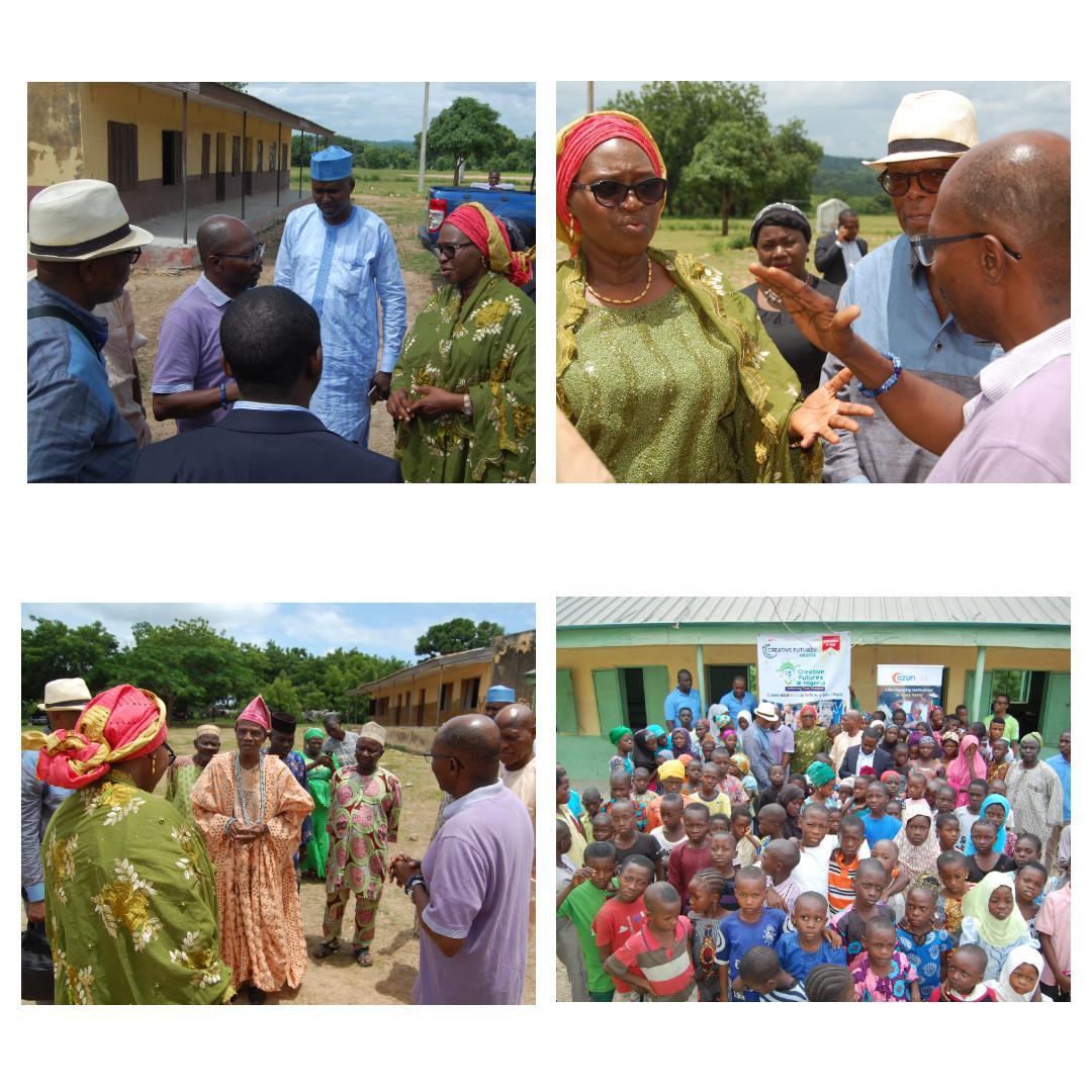 IMG 20190821 WA0022 - Kwara State First Lady, Olufolake, Charge Student On Skills Development (Pictures)