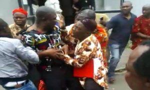 Ike Ekweremadi IPOB 300x180 - Again, Ike Ekweremadu Reportedly 'Disgraced' In Enugu