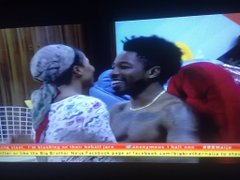 BBNaija: Watch Ike And Mercy Hot Romance (Part 7)