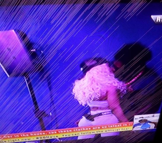 BBNaija: Watch Ike And Mercy Hot Romance (Part 5)
