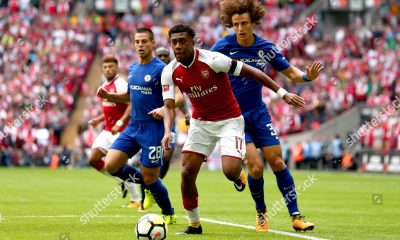 Arsenal v Chelsea, UK – 06 Aug 2017