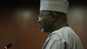 Jega Former INEC Chairman 300x170 - Breaking: INEC Receives Supreme Court Order On Bayelsa Governorship Election