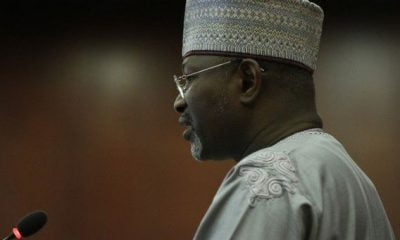 Former INEC Chairman Attahiru Jega Joins Political Party