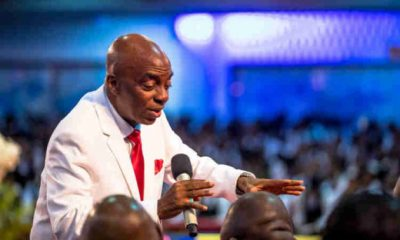 COVID-19 A Noise From Hell, Mere Malaria - Bishop Oyedepo