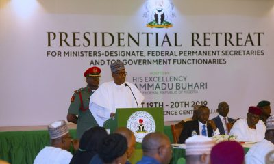 Breaking: Buhari Assign Portfolios To 'Next Level' Ministers