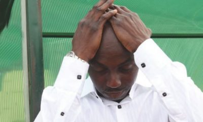 Nigerians React To FIFA's Ban On Samson Siasia