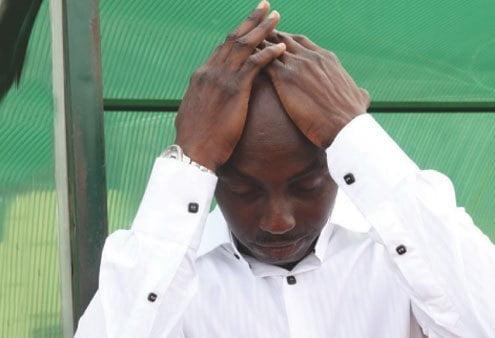 Nigerians React To FIFA's Ban On Samson Siasia