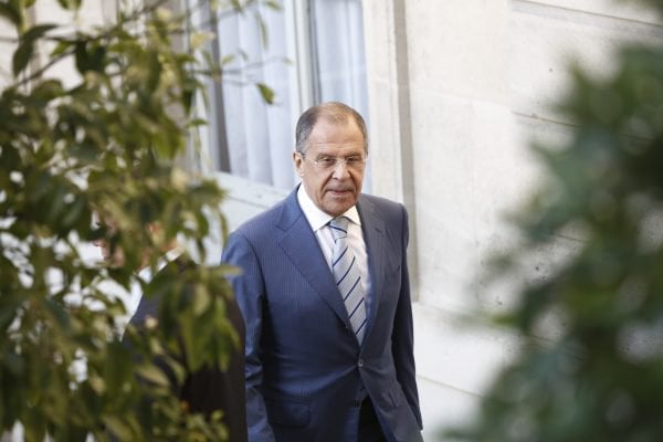 Sergey Lavrov Minister of Foreign Affairs of Russia - Russia-Africa: Who Are The Master Forces Behind The Sochi Summit?