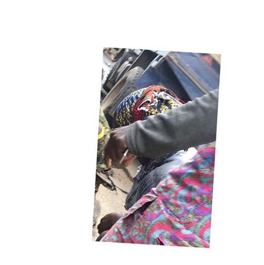 Breaking: Trailer Crushes Soldier To Death In Ogun (Video)