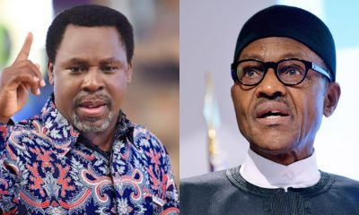 Prophet TB Joshua Reveals Why Buhari Cannot Take Nigeria To 'Promised Land'