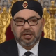 The King of Morocco, Mohammed VI, Monday, July 29, 2019 on the occasion of the 20th throne speech of his reign. © YouTube ANM TV