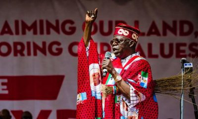 Lagos Lawmaker Asks Nigerians To Reward Tinubu With Presidency