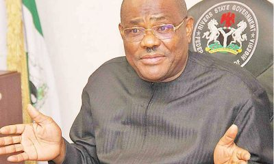 Buhari, Amaechi Can't Convince Rivers People To Vote APC - Wike
