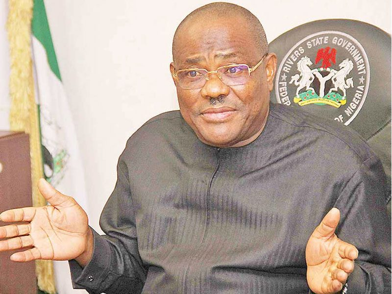 Buhari Govt Responsible For Worsening Insecurity – Wike