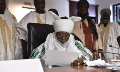 There's Hardship In Nigeria - Emir of Zazzau Tells Buhari, Governors