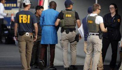 FBI List: EFCC Arrest Most Wanted Suspect