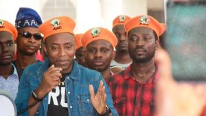 sowore 300x169 - Nigeris@60: RevolutionNow Declares Nationwide Protest, October 1st