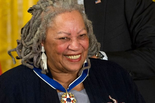 Toni Morrison is dead
