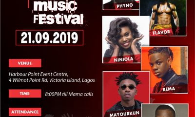 Zenith Bank ASPIRE MUSIC FESTIVAL