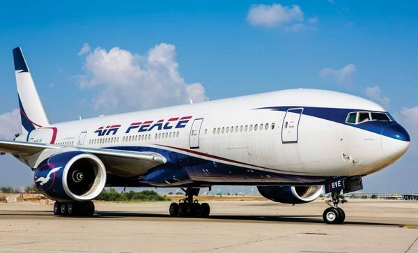 Air Peace e1567783450478 - Xenophobia: 84 Nigerians Return From South Africa