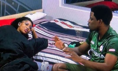 BBNaija Seyi and Tacha