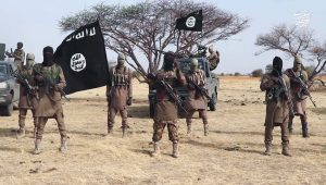 Boko Haram 300x170 - Buhari Describes Boko Haram Fighters As Scavengers Desperate For Food