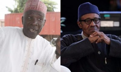 Buba Galadima Reveals Who President Buhari Fears More Than God