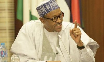 You Want State Police But Owe Salaries - Buhari Fires State Govts