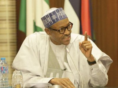 Buhari angry 2 - Buhari Bars Officials From Travelling Abroad