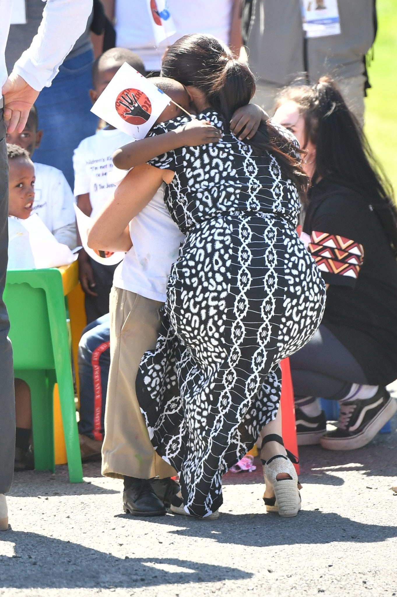EFJayD4WwAACObn - Prince Harry And Family In South Africa For Maiden Tour (Pictures)