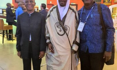 Nigerians Roasts Sanusi, Fayemi, El-Rufai Over South Africa Visit