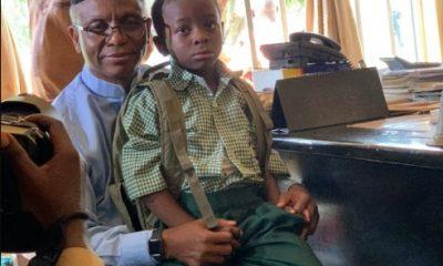 El-Rufai enrols son in public primary school in Kaduna