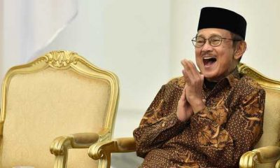 Former-president-of-Indonesia