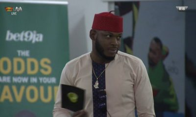 BBNaija: Frodd Wins Ultimate Veto Power, To Nominate 5 Housemates For Eviction