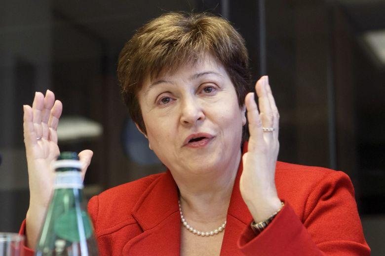Georgieva - Bulgarian Economist, Kristalina Georgieva Emerges As IMF CEO