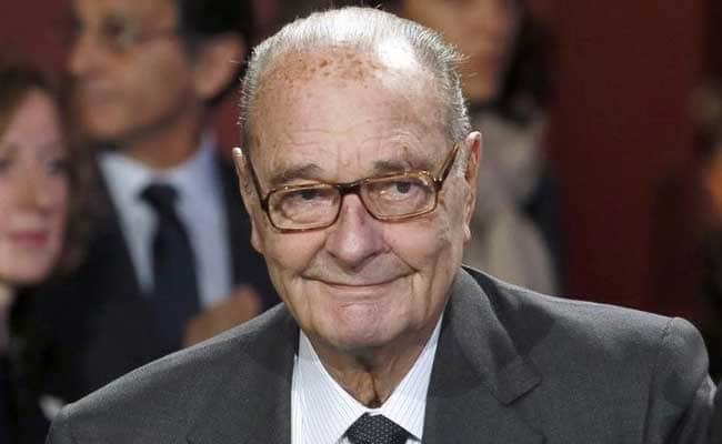 Jacques Chirac Dies  - President Buhari Pays Tribute To Late French President, Jacques Chirac