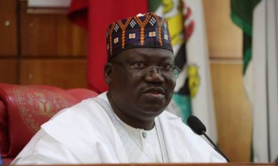 Some Nigerians Are Benefiting From Banditry, Terrorism - Lawan